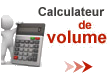 déménager Calculateur de volume